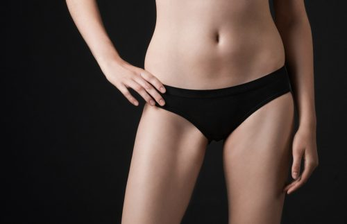 Women Black Briefs Front - Shreddies USA