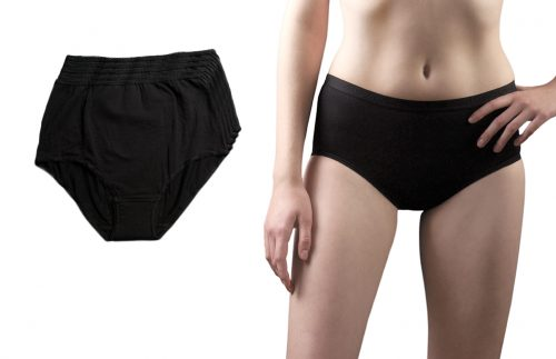 Women Black Hi-Waist 5-pack - Shreddies USA